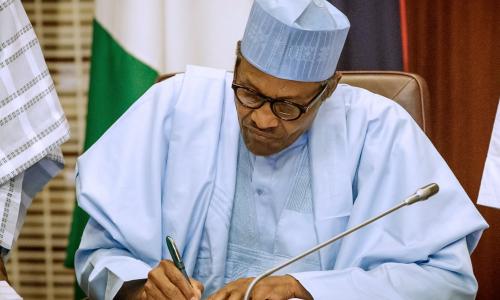 NIGERIA IS NOT AT WAR