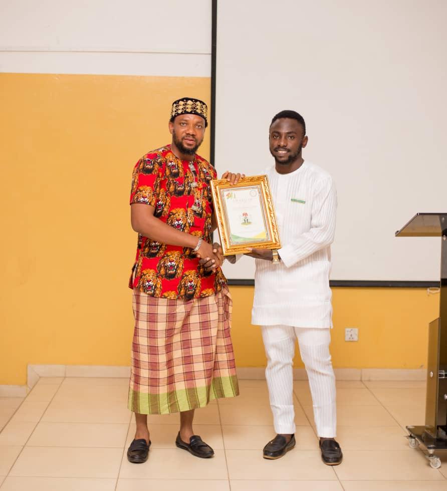 NANS Ghana Chapter Congress, honours receipients