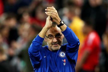 Sarri Lampard manger Chelsea