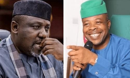 Imo State Governor and Former