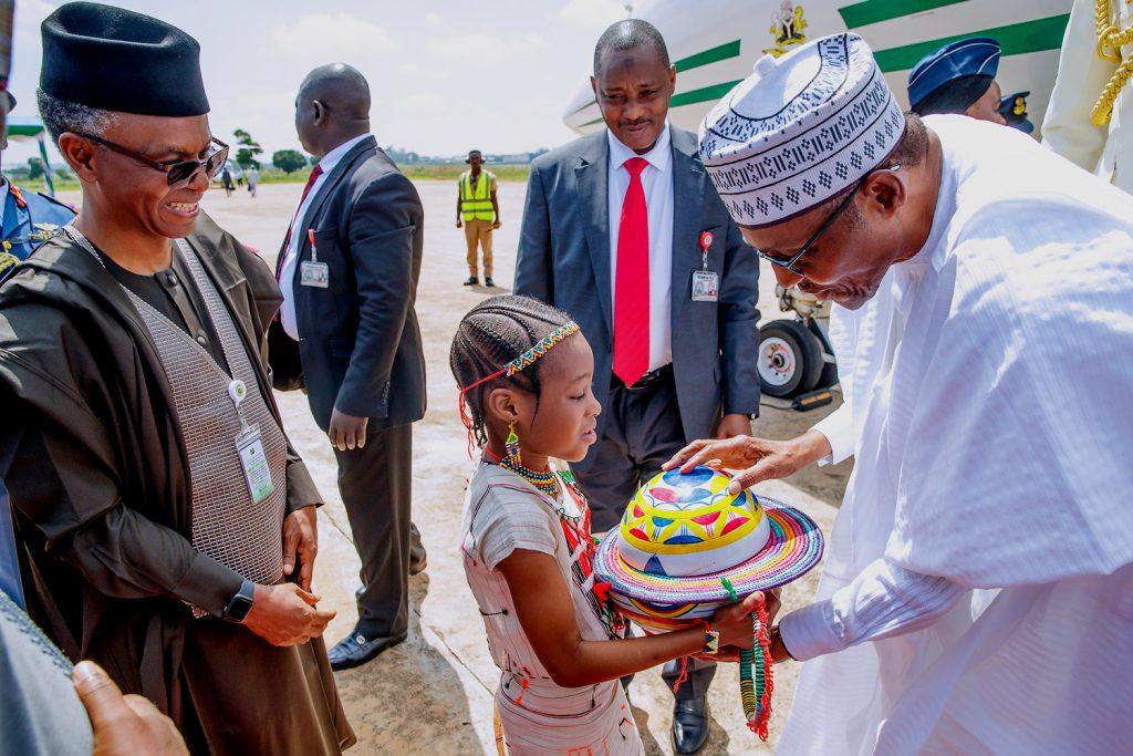 Nigeria winning the war against terror senior course 41