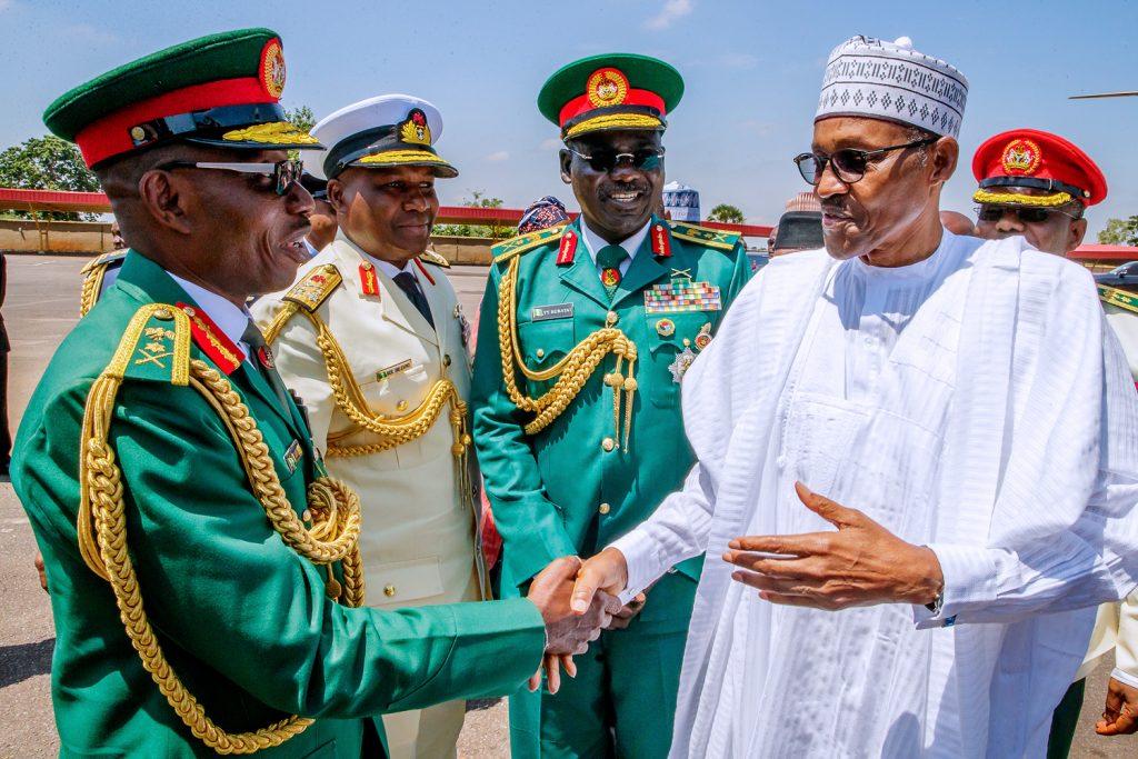 Nigeria is Winning the War Against Terror – President Buhari