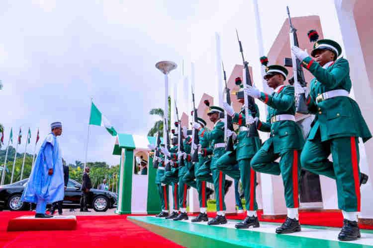 Nigera not at war