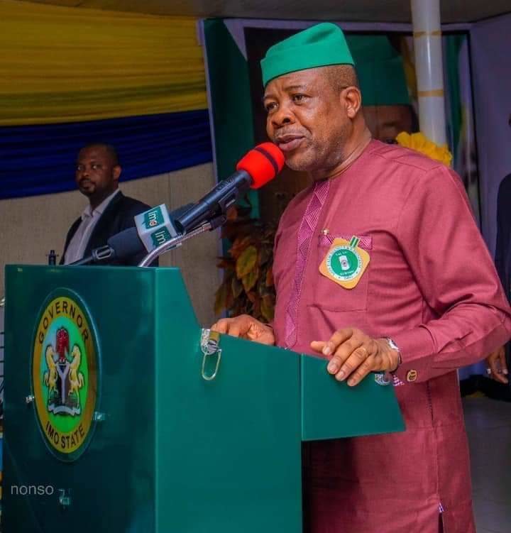 Imo State Government Promises to Rehabilitate Juvenile Offenders