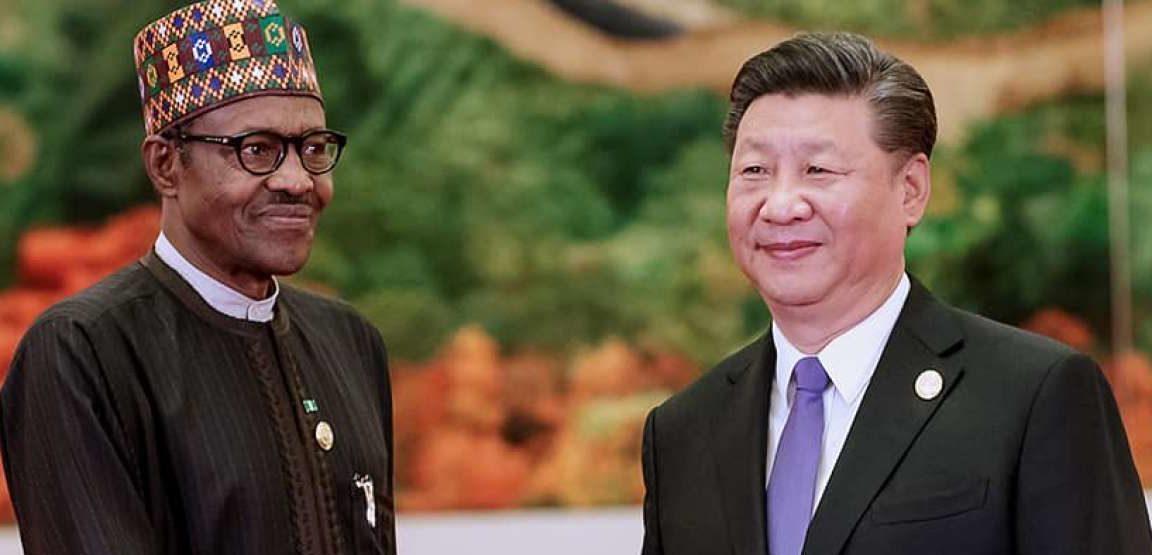 President Buari Diplomatice Engagements