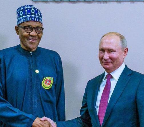President Buahri Diplomatic Engagements