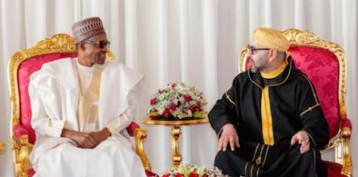 Presidnt Buharis Diplomatic Engagements
