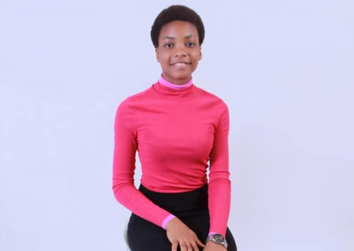 Ebereuche Fortunate Wins 2019 Face of Glamorous Models Africa