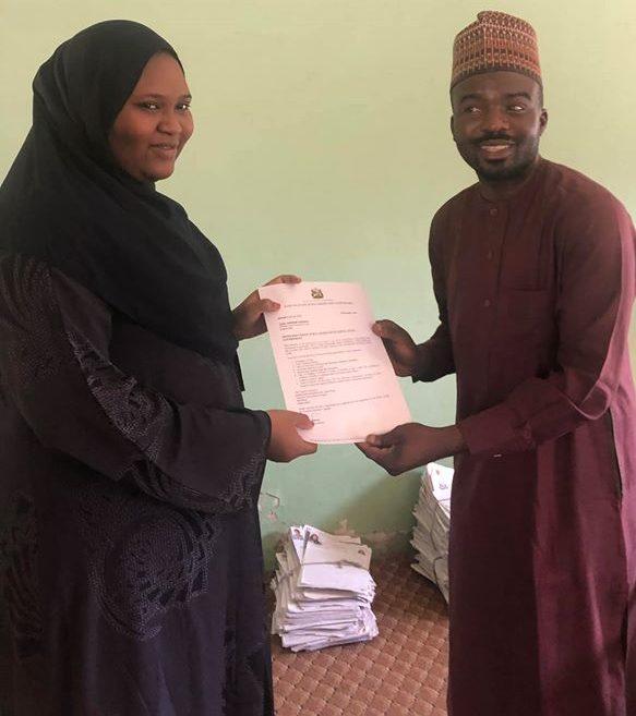 Hassan Rilwan Kaduna State Scxholarship and Loans Board