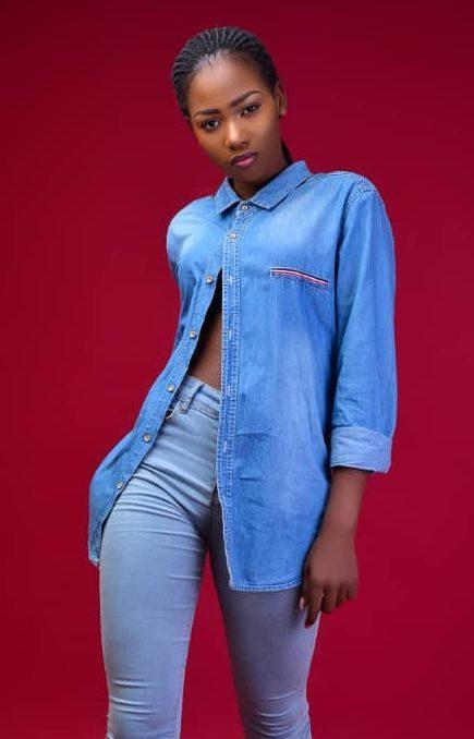 Ebereuche Face of Glamorous Models Africa