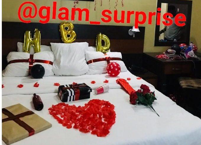 Glam Surprise