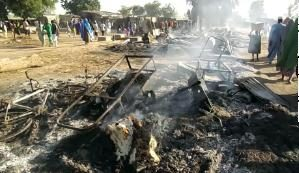 30 dead, including pregnant woman and baby, in Nigeria militant attack