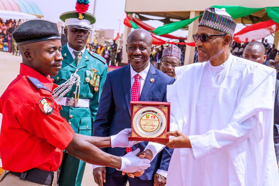 Nigeria Has Reached Advanced Stage in Fiscal Transparency; -President Buhari Assures