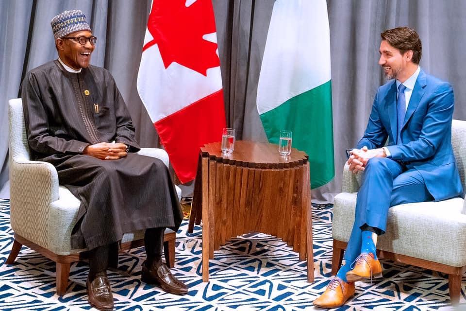 Nigeria - Canada Strengthens Bilateral Ties