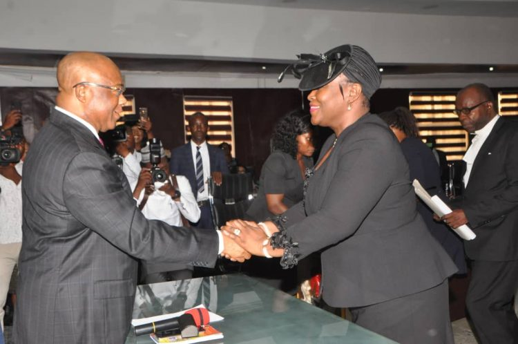 IMO STATE: Uzodinma's Two Months Appear Impressive