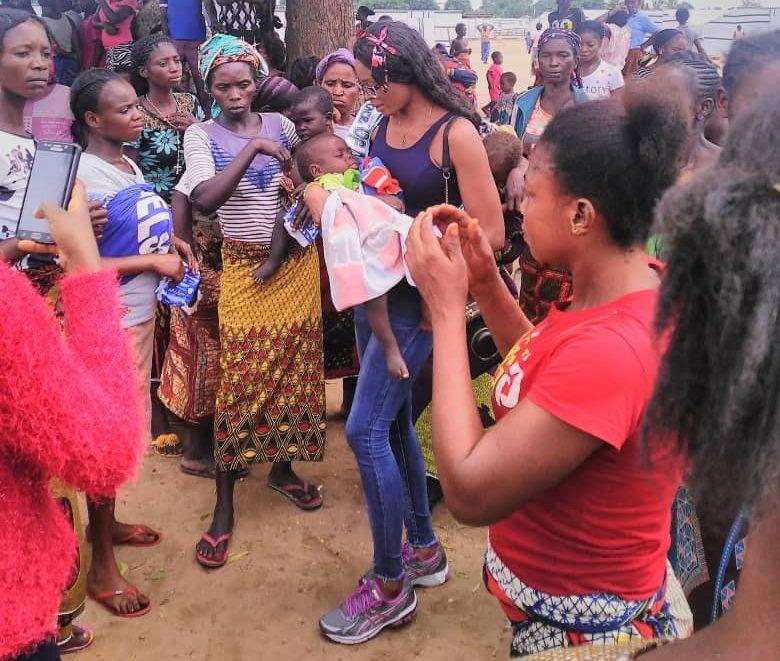 2020 CHILDREN'S DAY: Queen Mimi Uhundu Pushes for Legislative Framework Against Child Right Violations