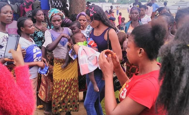 RAPE OF 3-MONTH OLD: Queen Mimidoo Uhundu Calls on CSOs, Media to Heighten Public Engagements in the Fight Against Rape