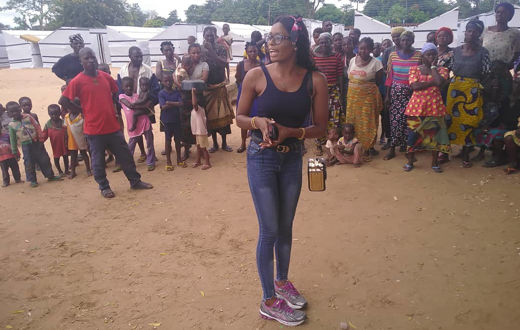 Queen Mimidoo Uhundu and The Girl-Child's Advocacy Campaign