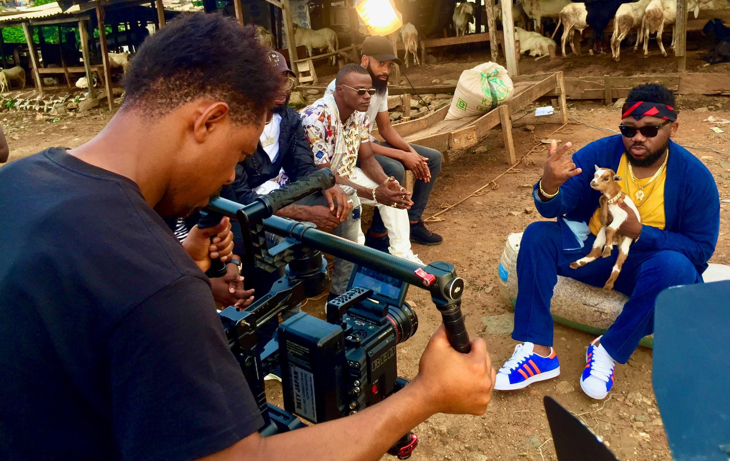 Being in Abuja as a Film-maker Could Be Quite Challenging…; - Sam Presto