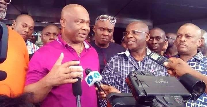 IMO: Uzodinma Gives Reasons for Abolishing Ex- Governors Pensions