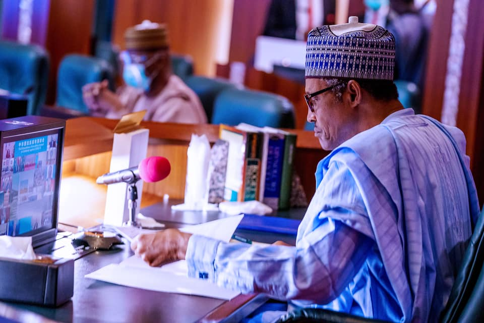ADOPTION OF ECO CURRENCY: President Buhari Expresses Concerns with Francophone West Africa