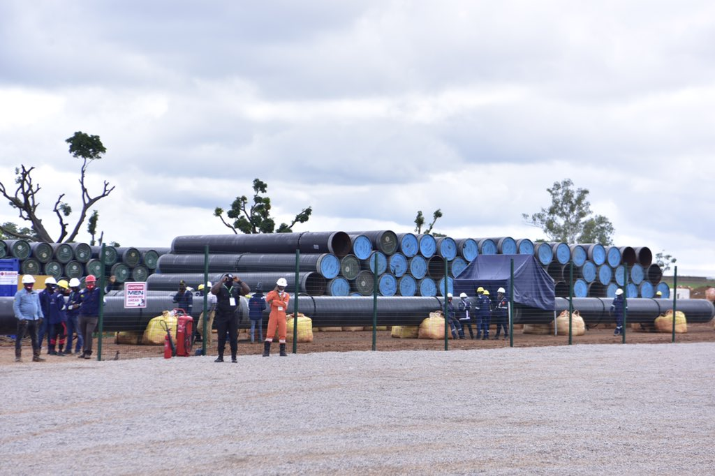 President Buhari Affirms Timely Delivery of AKK Gas Pipeline Project