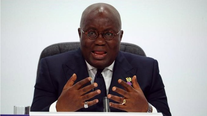 Ghanaian President Tenders Apology for Demolition, Orders Investigation