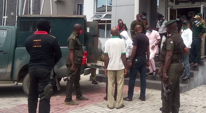 RIVERS STATE: Court Sentences Killers of Soboma George to Death