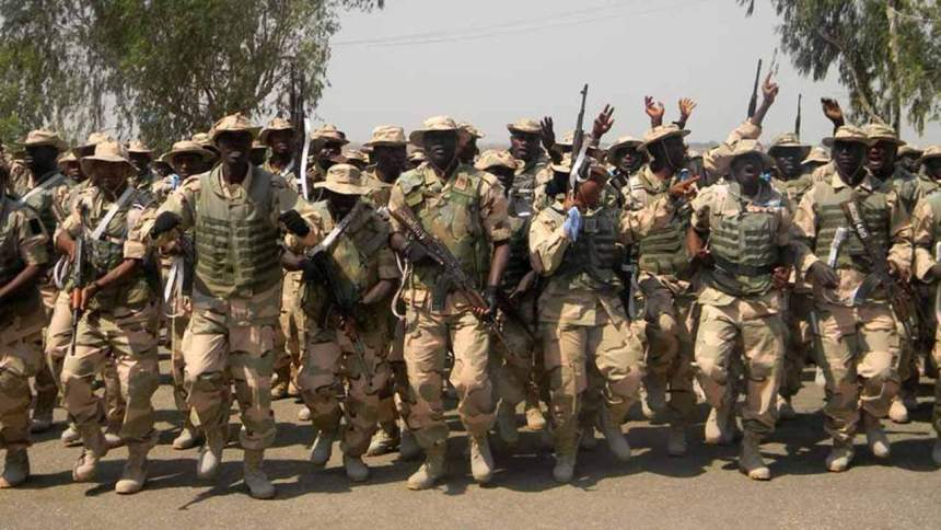 Huriwa Calls for Support Rather Than Antagonism For Nigerian Army;
