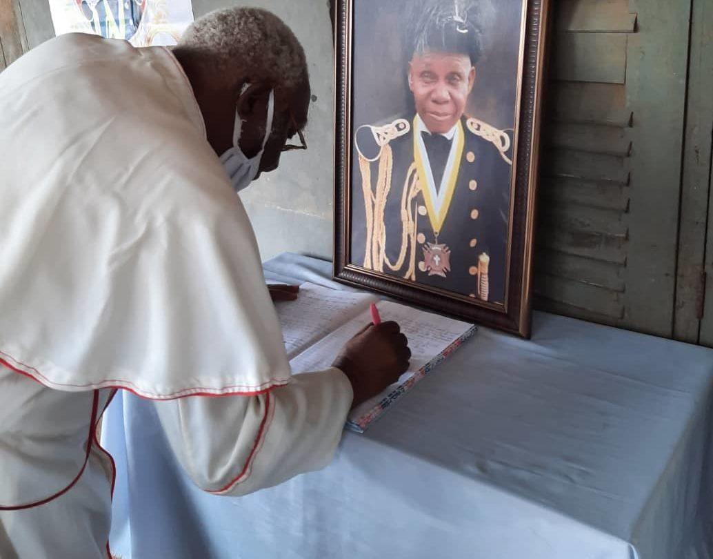Nuncio, Nwalo, Adesina, Others Eulogize Late Sir Ugwu