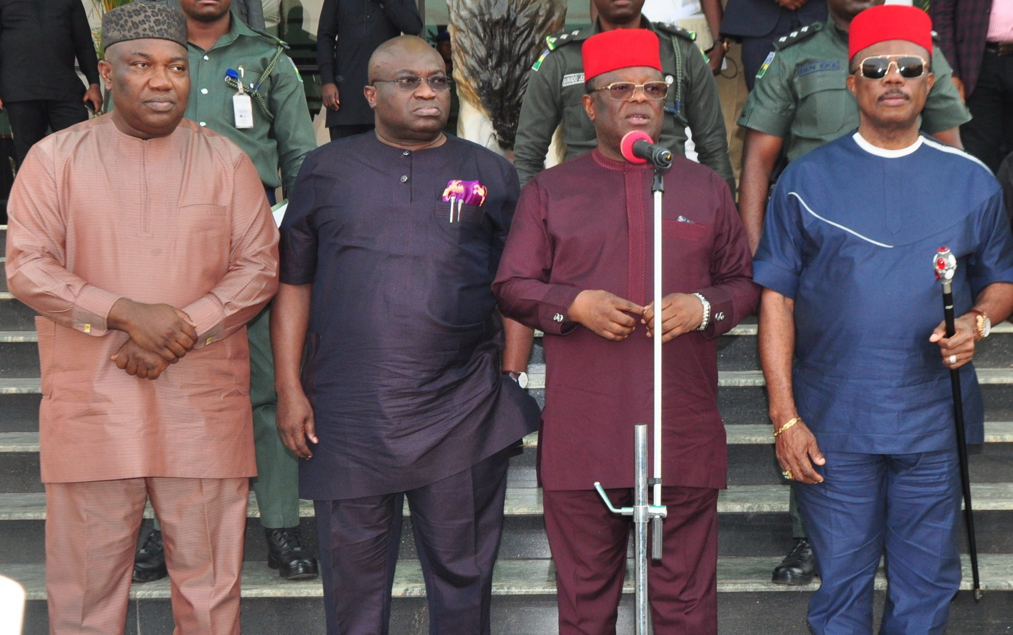HURIWA TO SOUTH EAST LEADERS-: Set Up Regional Security Now, Community Policing Is A Deception… * Condemns Genocide of Southern Kaduna Ethnicity by Armed Fulani Herdsmen; Calls for Emergency Rule in Kaduna State