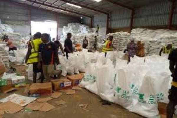 Looting Of Palliative Stashed In Warehouses: Logical Or Moral?