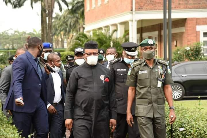 The Primary Objective of EndSARS was to effect a Regime Change - IGP Adamu