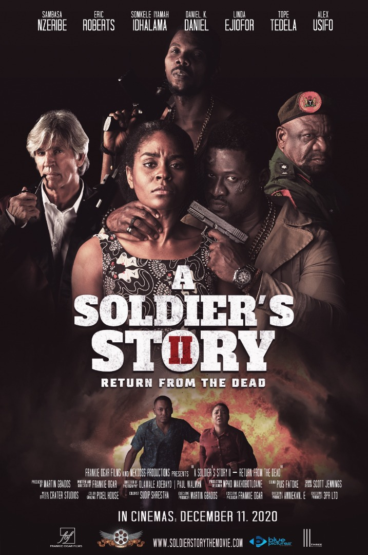 A Soldier's Story 2 - Return From The Dead