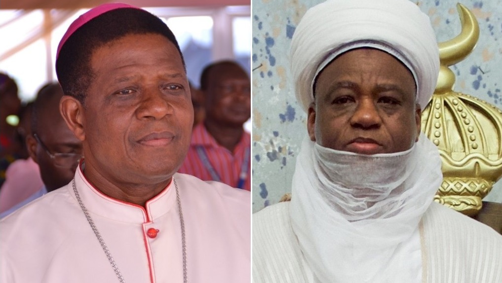 Sultan; Religious Bigots Should Leave Bishop Professor Godfrey Onah Alone And Stop Overheating The Polity – Says HURIWA