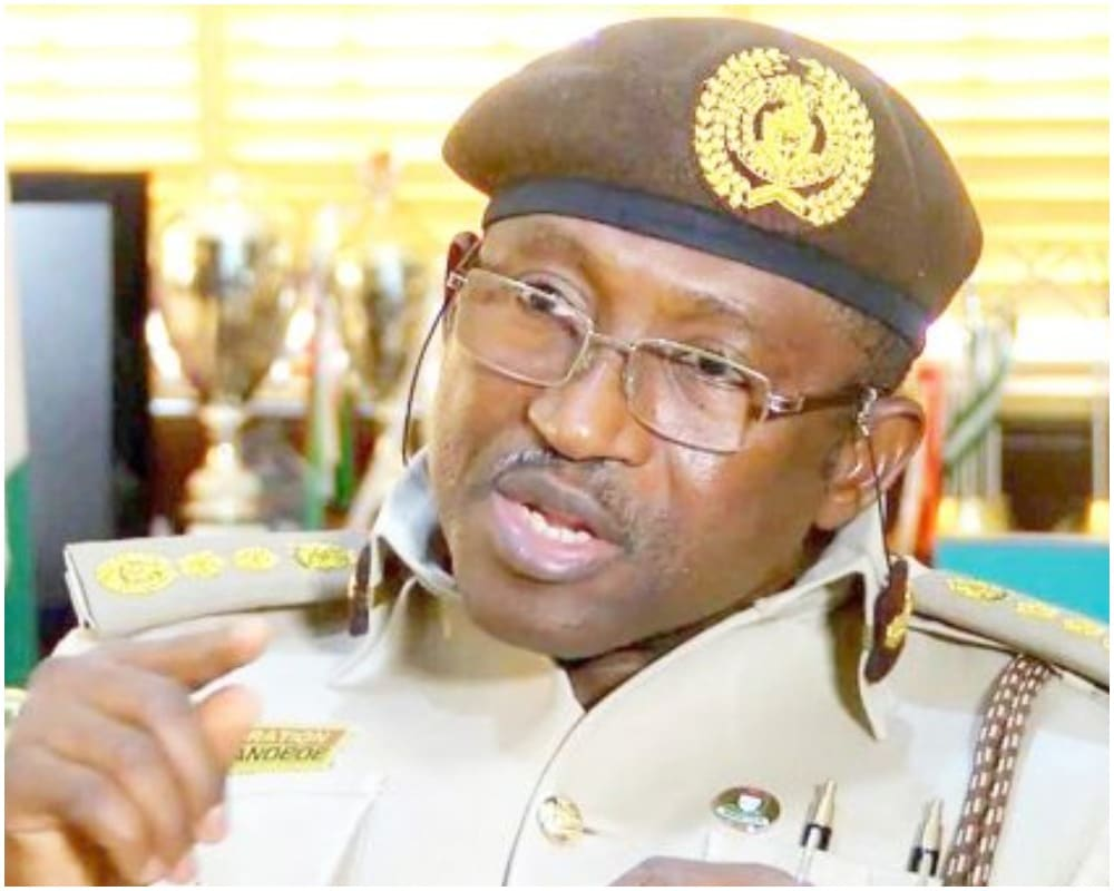 Fire Disaster In Immigration Headquarters Is A Sabotage; – HURIWA Calls For Independent Investigation