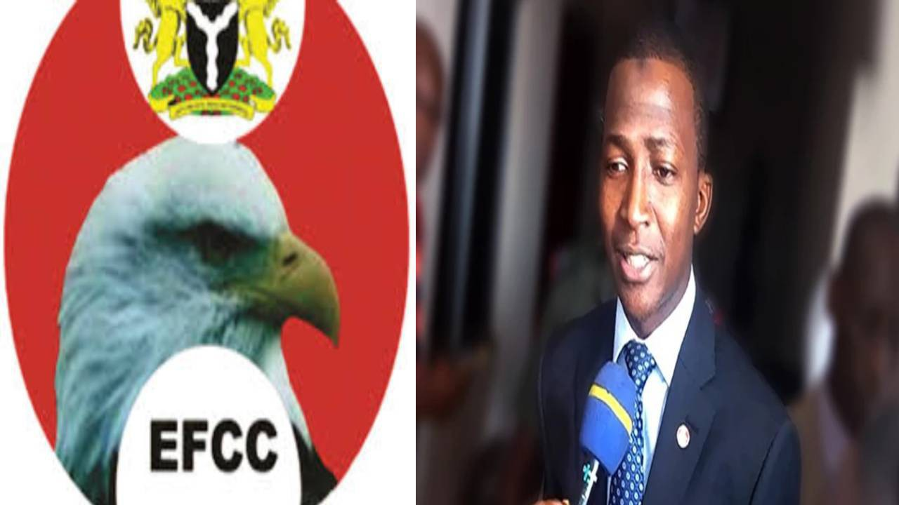 New EFCC Chairman Must Respect Human Rights: – Says HURIWA….*Wants President To Disclose Ex-Chair's Status:
