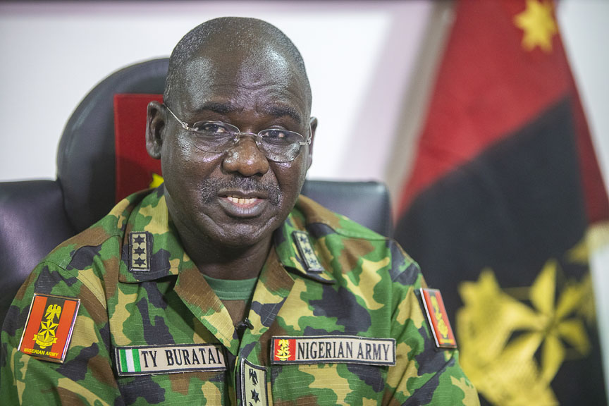 AMBASSADORIAL POSTING: Buratai's Wealth of Experience is An Asset That Every Nation Would Want To Possess; – Says HURIWA