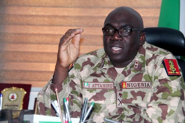 Ex- Army Chief BurataiLeft Indelible Human Rights Milestones: - Says HURIWA