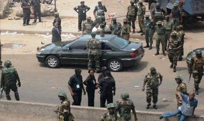 Whilst Security Forces Carry Out 'Audio' Killings Of Armed Fulani Terrorists In North West, Soldiers, Police Carry Out Actual Mass Killings Of Igbo Youths:- HURIWA Alleges