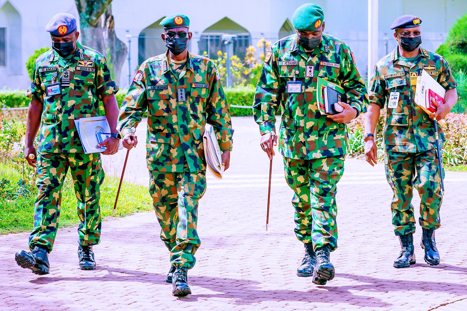 New Security Measures For South South, South East Must Mainstream Respect For Human Rights Of Civilians-: HURIWA Tells President Muhammadu Buhari: