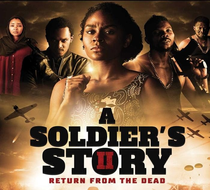 NOLLYWOOD TO THE WORLD:-A Soldier's Story II Begins The In-Roads To Africa By A Major American Studio