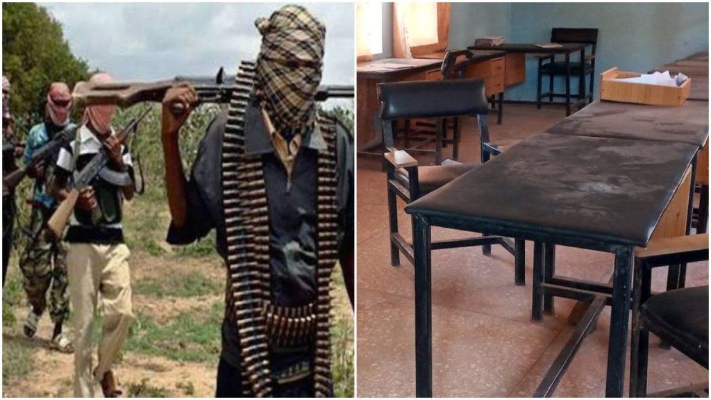 Terrorists Attacks In Schools