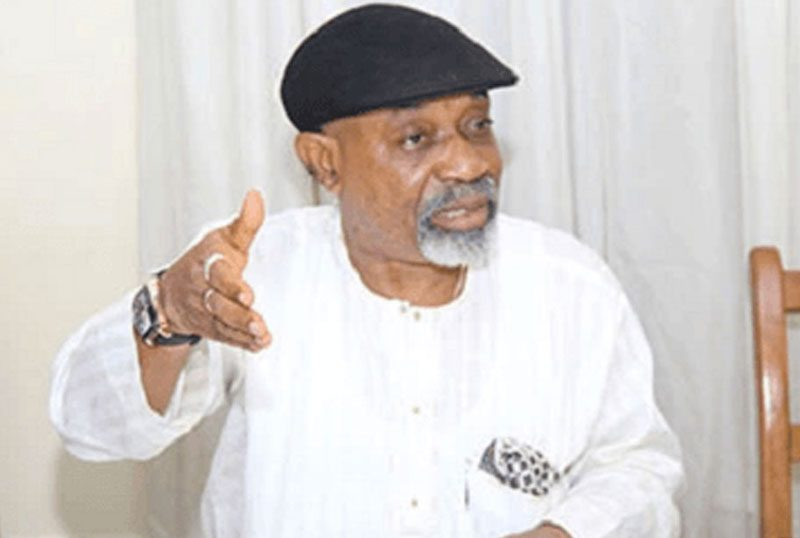 Dr. Ngige Lied on Arondizuogu Road; – Says HURIWA… *Calls On President Buhari To Order The Transparent Renovation Of The Road To Stand The Test Of Time