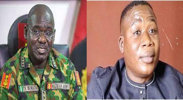SUNDAY IGBOHO: Buratai Was Merely Doing His Job As President Buhari's Envoy;- HURIWA