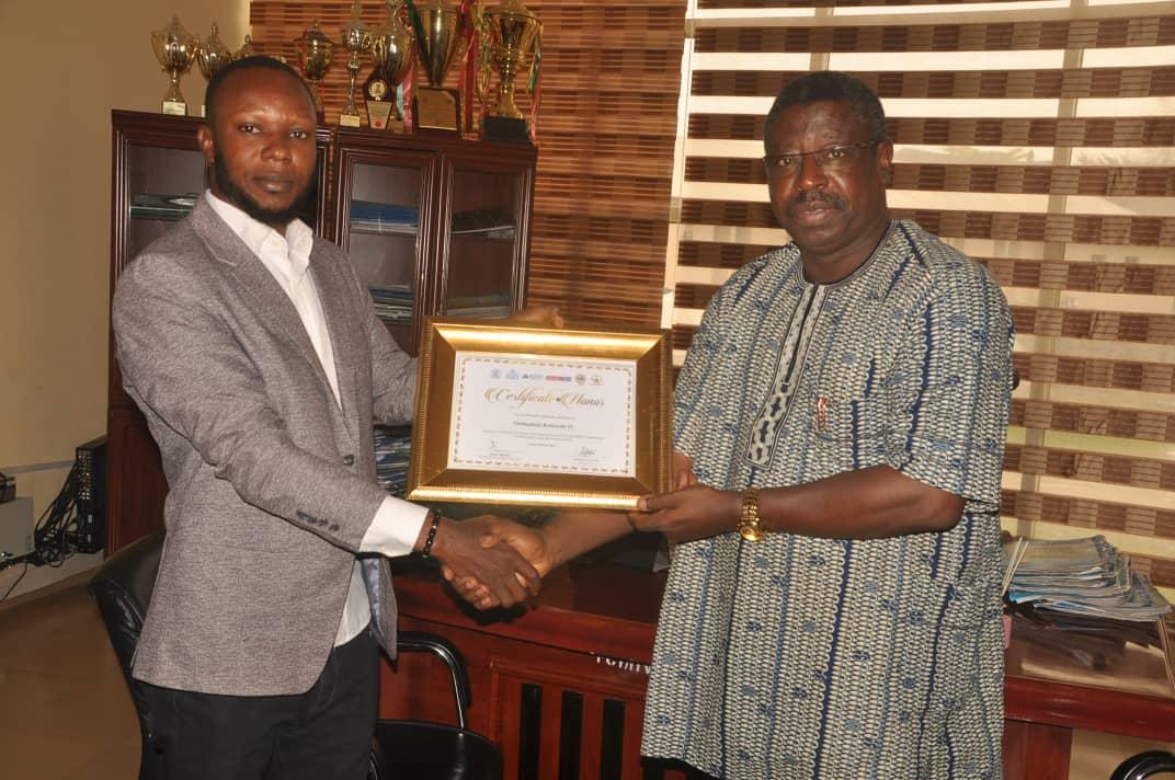 CEPASD Honors Director