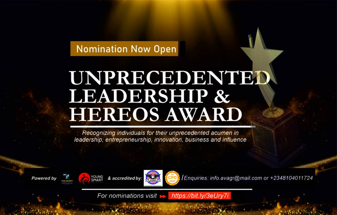 Global Organization To Honor Distinguished Personalities In Abuja